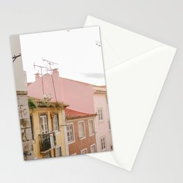 Pastel Neighbourhood Stationery Cards