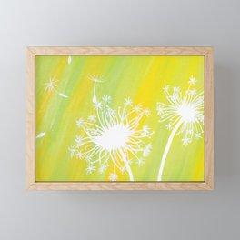 Flyaway Framed Mini Art Print