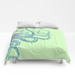 The Elusive Octopus Comforters