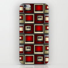 Dark Romance Geometric iPhone & iPod Skin