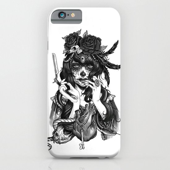 Chicana iPhone & iPod Case
