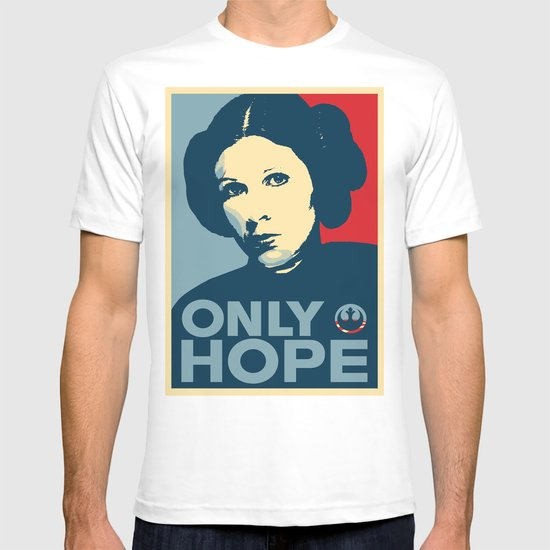 Leia's Only Hope T-shirt