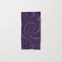 Deep Purple Hand & Bath Towel