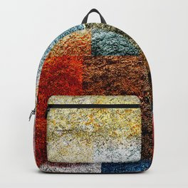the last wrapping paper Backpack