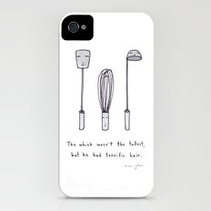 the whisk wasn't the tallest Slim Case iPhone (4, 4s)