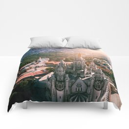 Heaven on a Hill Comforters