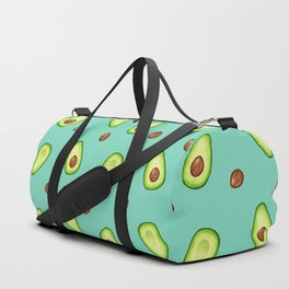 Off With Their Pits Duffle Bag