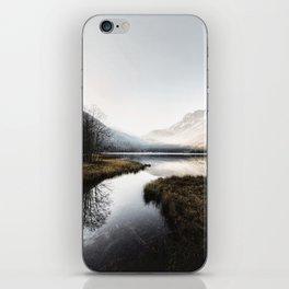 Mountain river 2 iPhone Skin