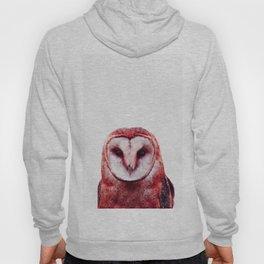 Red owl Hoody
