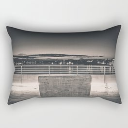 Landscape Otranto Skyline view - Italy Photography Rectangular Pillow