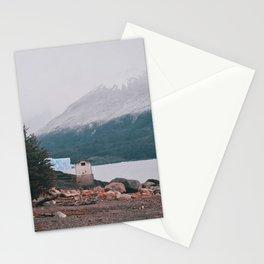 Icy Perito Moreno Stationery Cards