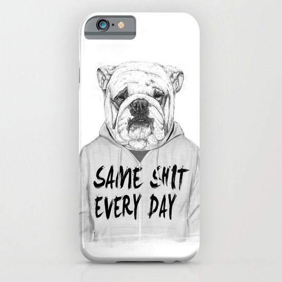 Same shit... iPhone & iPod Case