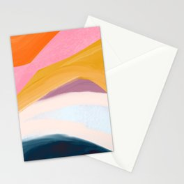 Let Go - no.36 Shapes and Layers Stationery Cards