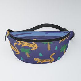 Vacations By The Sea Fanny Pack