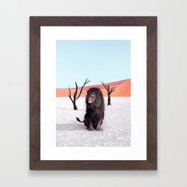 Namibia Framed Art Print