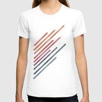 T-shirts featuring Aerial acrobat by Picomodi