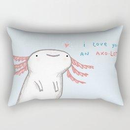 Lotl Love Rectangular Pillow