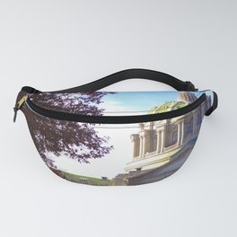 Pennsylvania State Capitol Building Autumn Fanny Pack
