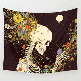 I Thought of the Life that Could Have Been Wall Tapestry