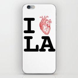 I Love LA iPhone Skin