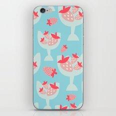 Strawberry Dessert iPhone & iPod Skin