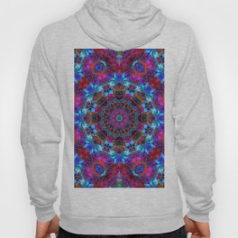 Fractal Floral Abstract G86 Hoody