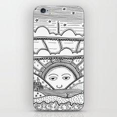 Paysage iPhone & iPod Skin