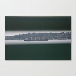 Bainbridge Ferry Canvas Print