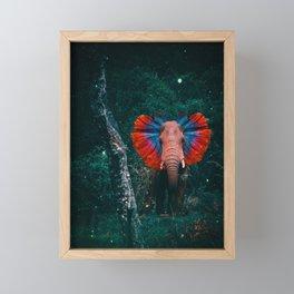 elefish Framed Mini Art Print