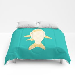 The Golden Fish Comforters
