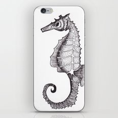 Hippocampus Abdominalis iPhone & iPod Skin
