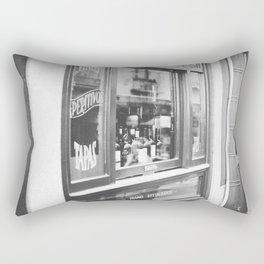 Spanish Tapas Wine Bar Rectangular Pillow