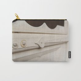 Vintage Screen Door Carry-All Pouch