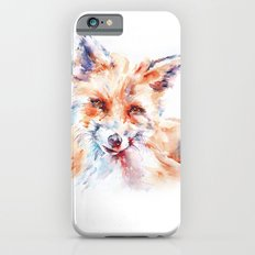 Let me be . . .  Red Fox iPhone 6s Slim Case