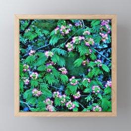 Mimosas on the River Framed Mini Art Print