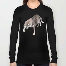 Totem Russian Wolf Long Sleeve T-shirt