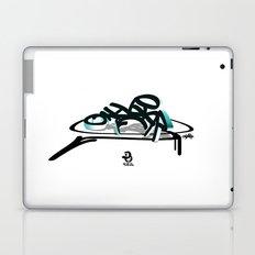 3d graffiti - ondbiqp Laptop & iPad Skin