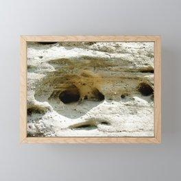 Rock Formation in Kentucky #2 Framed Mini Art Print