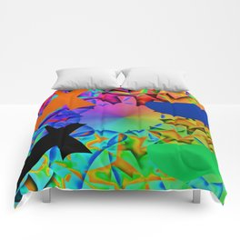 Elusively fate Comforters