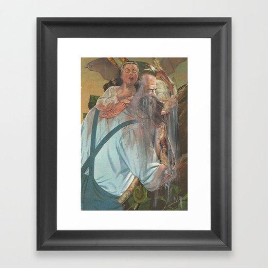 deathbound Framed Art Print