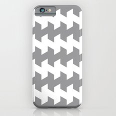 jaggered and staggered in alloy iPhone 6s Slim Case