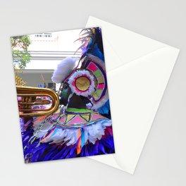 Bahamas musician Stationery Cards