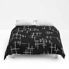 Bird Boy Pattern Comforters
