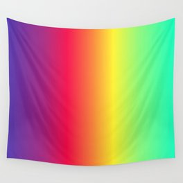 rainbow abstract Wall Tapestry