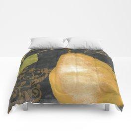 Melange Pear Comforters