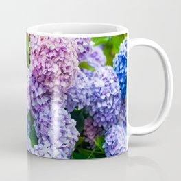 Purple Hydrangeas Coffee Mug
