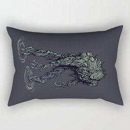 Swamp citizen Rectangular Pillow