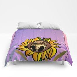 Sleepy Acorn Comforters