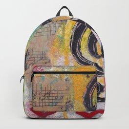 SONG MY HEART SINGS Backpack