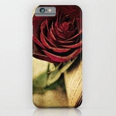 Rose Red iPhone 6s Slim Case